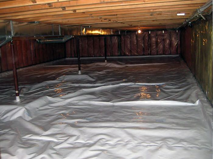 Crawl Space Cleanup Near Surrey Vancouver Langley