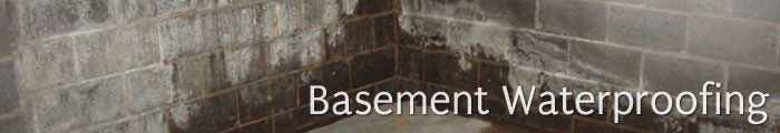 Basement Waterproofing in BC, including Burnaby, Richmond & Vancouver.