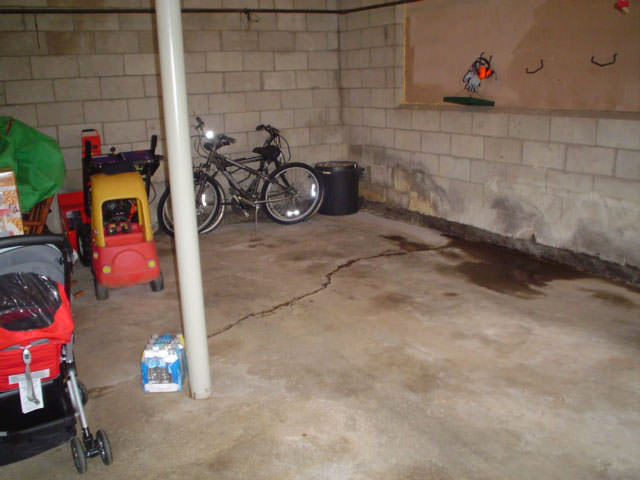 Basement Floor Crack Repair System In British Columbia