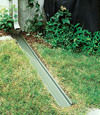 gutter drain extension installed in Anmore, British Columbia