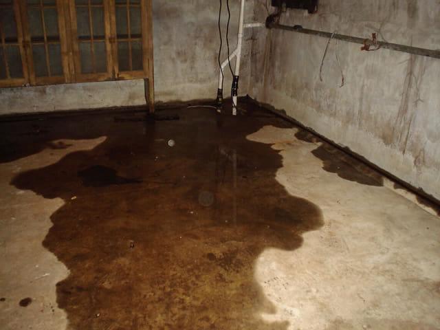 wet basement waterproofing in british columbia leaky basement repair